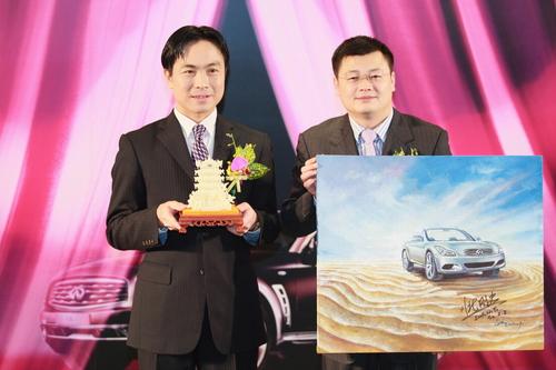 武汉三环英菲尼迪特许经销店盛装开业