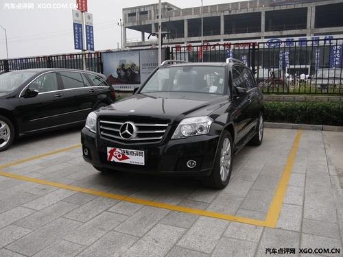 售价52.8万元 奔驰GLK300时尚型上市