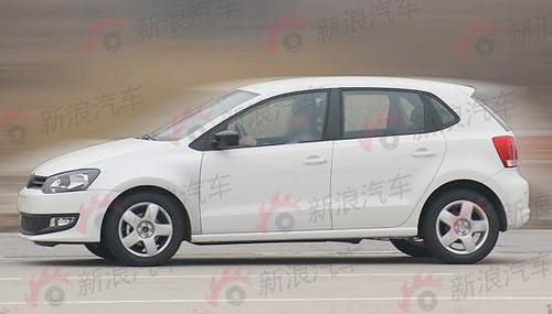 沿用现款动力 详解上海大众新一代Polo