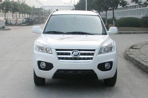 预计7-10万元 力帆首款SUV北京车展亮相