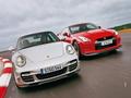 狭路相逢 GTR与新911 Turbo再次交锋