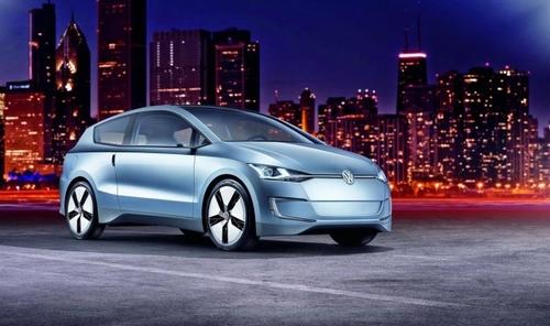 或为电动版E2 新奥迪A2有望2014年推出