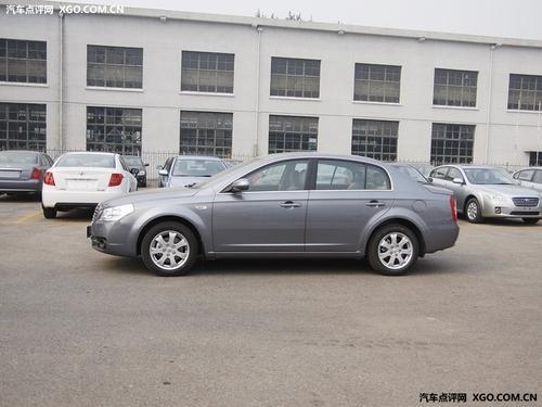 售13.18/14.38万 奔腾B70两款新车上市