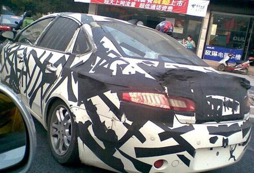 北京车展首发 青年莲花007E谍照再曝出