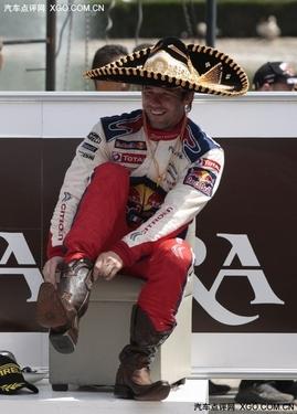 WRC墨西哥站 勒布实现四连冠积分领跑