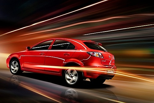 六产品系列改款 海马多款车3月23日上市