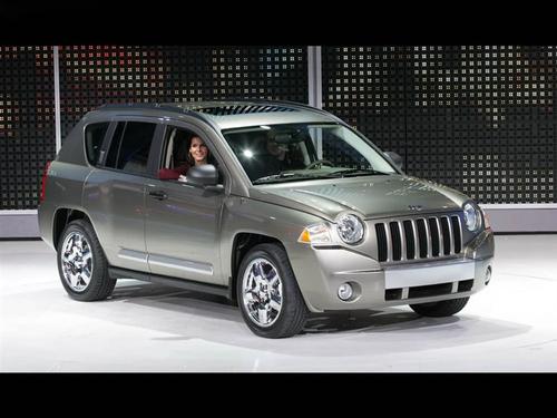 jeep指南者高清图片