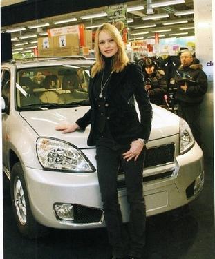2.0L瑞虎火爆第三届贝尔格莱德国际车展
