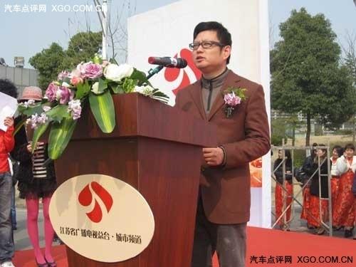 2010年3.15奥体诚信购车节奥体盛大开幕