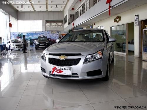 计划11月上市 科鲁兹1.6T车型年内推出