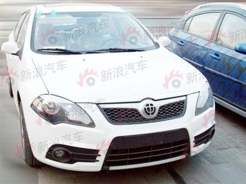 增压动力+5AT 华晨今年将推多款新车型