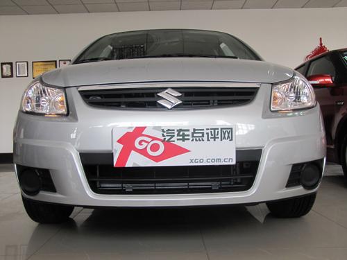 家轿的精品 长安铃木天语SX4三厢超值版