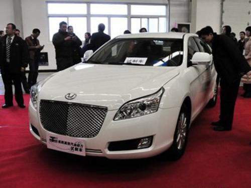 B11/B22/B35 华泰北京车展推3款新车