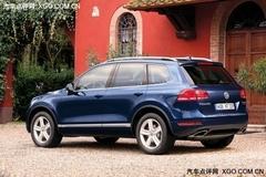 低碳时代 海外试驾2011款途锐Hybrid