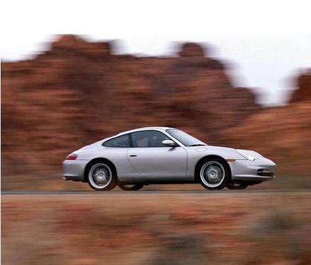 2010款保时捷跑车911  Turbo登陆南京