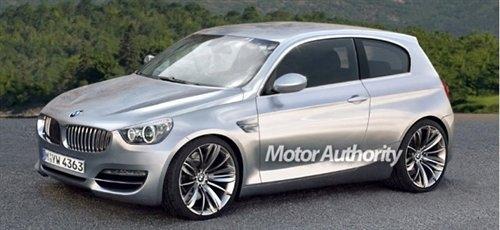 首款前驱车型 宝马确认推入门级新产品