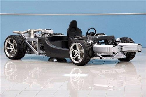 汉密尔顿助阵 迈凯轮MP4-12C正式发布