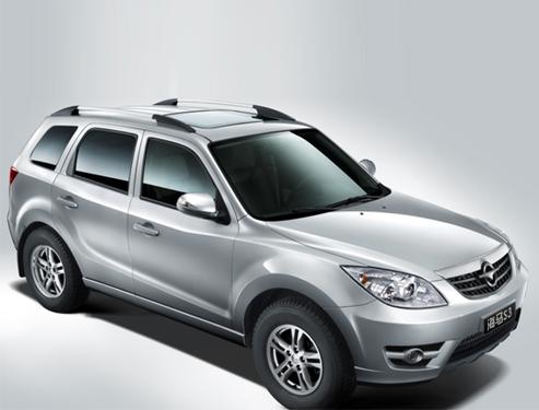北京车展将亮相 海马S3正式定名为骑士