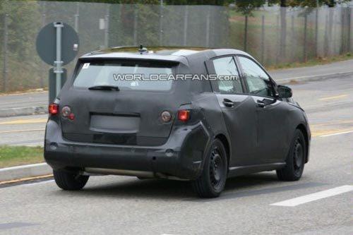 2012年亮相 新一代奔驰B级将推AMG版本