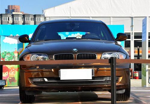 浓情巧克力 新BMW1系限量个性版评鉴会
