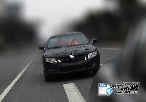 或8月量产 广汽中级车合成图/谍照曝光