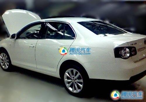 于北京车展上市 速腾新冠军版本周下线