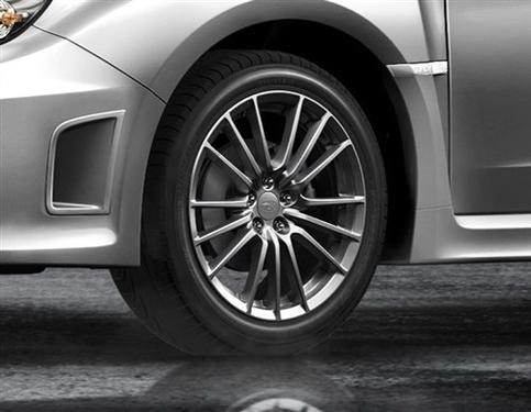 纽约车展亮相 2011款翼豹WRX官图发布