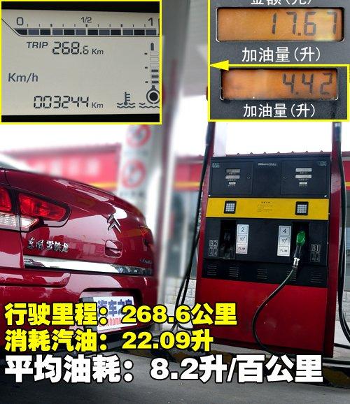 看谁更省油 14款紧凑型车油耗测试对比