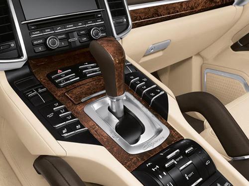 保时捷新款Cayenne 日内瓦车展全球首发