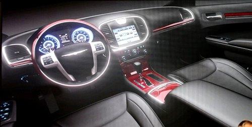 克莱斯勒300c全部文章 北京奔驰戴克克莱斯勒300c全部文章 高清图片