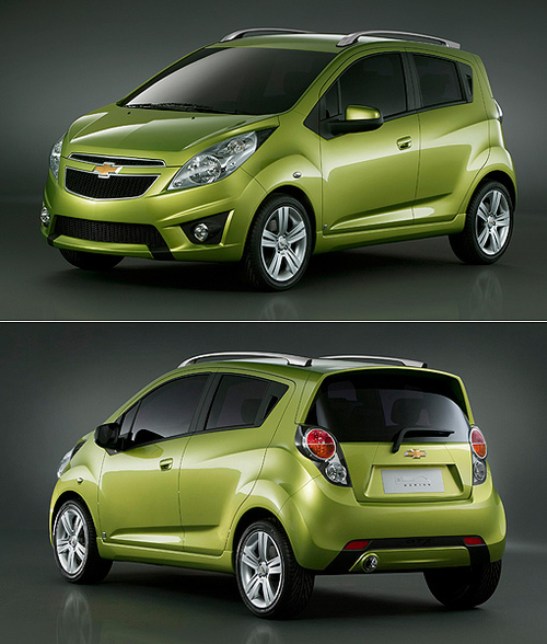 4-9万元的选择 2010北京车展亮相新车