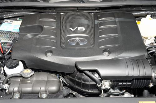 约合38.7万起 英菲尼迪新QX56售价公布