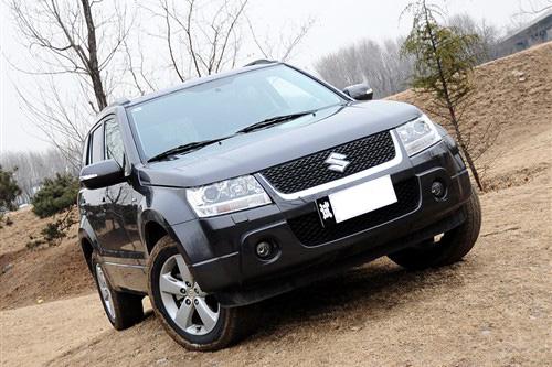 >> 25万就能买到 8款原装进口suv车型推荐    日本铃木是小车制造专家