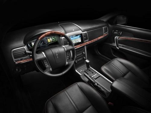 亮相纽约车展 林肯MKZ混合动力车发布