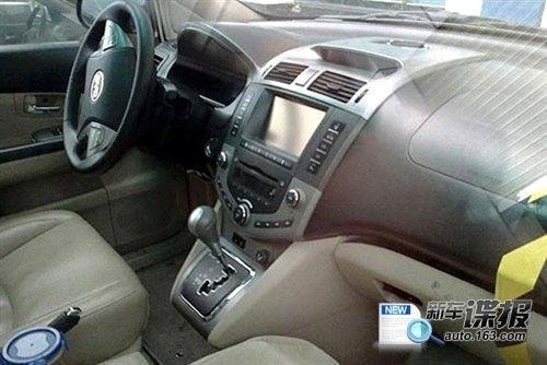 仿雷克萨斯RX 比亚迪S6清晰外观/内饰