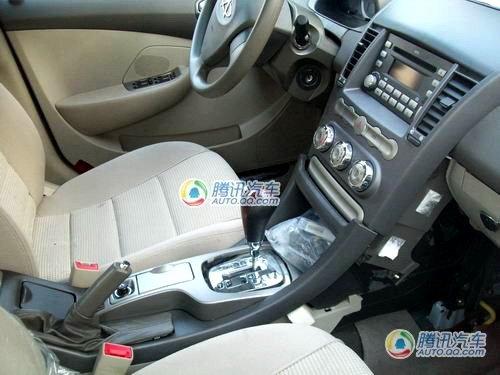 预计年底上市 奇瑞A3将推出CVT版车型