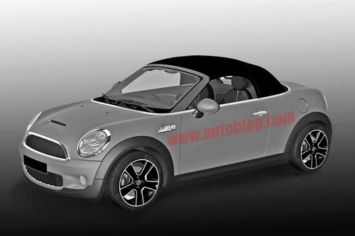 于明年初投产 Mini两款新车申报图曝光