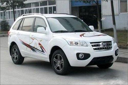 将推出首款SUV 力帆北京车展阵容曝光