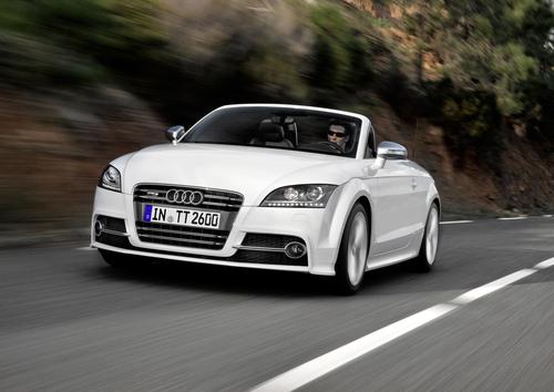 动力提升明显! 2011款奥迪TT正式发布