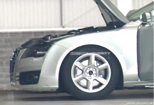 有望于10月发布 全新奥迪A7合成图曝光