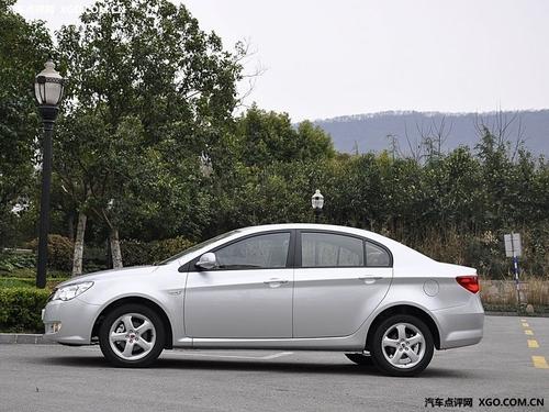 荣威350预计售8.98万起