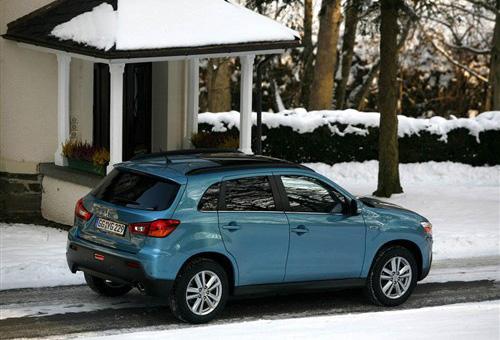 ASX/PX-MiEV 三菱北京车展推两款新车