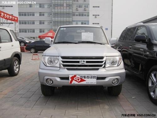 北京车展上市 猎豹飞腾将推1.5升车型