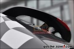 双龙G32D发动机 荣威W5高低配谍照曝光