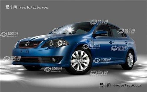 5月正式上市 骏捷FSV RS北京车展首发