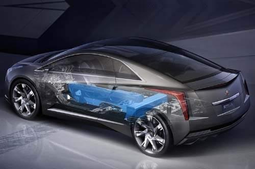 XTS/Converj 凯迪拉克两款车北京首映