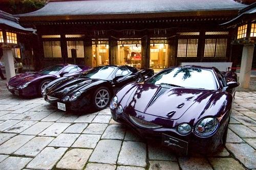 国内即将销售 光冈汽车北京车展阵容