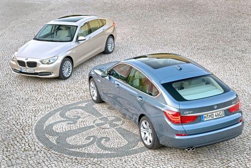 国内有望引入 宝马5系GT全驱版6月上市