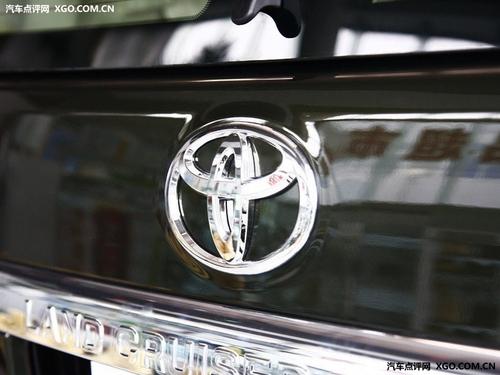 新普拉多首演 丰田50款车北京车展亮相