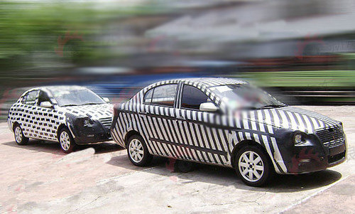 山寨车居多 点评北京车展亮相自主车型